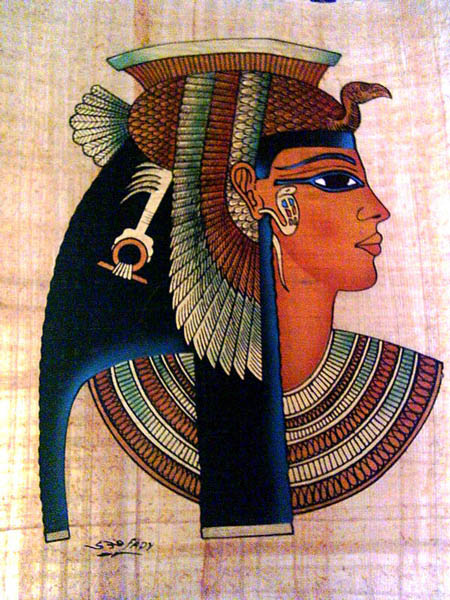 http://www.egyptgiftshop.com/images/papyrus/paintings/cleopatra_large.jpg